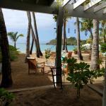 View from Indigo restaurant