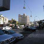 El hotel y su entorno en Aqaba