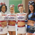 Cheerleading competition in KY