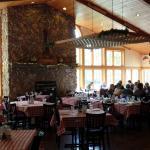 Restaurant view!