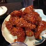 Korean Sweet & Spicy Fried Chicken
