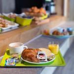 Petit Déjeuner Ibis Budget Sisteron
