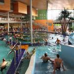 Innenbereich Schwimmbad
