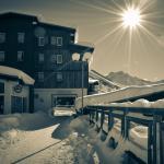 Hotel Turan Esterno Inverno