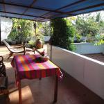 terrace rooftop room