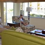 Comfortable, spacious, and updated with new furnishings.
