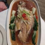 Steamed Dover Sole