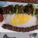 #20 Soltani $22 filet mignon and ground beef kabobs