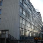 Hotel ''Strat'' facade