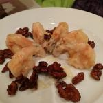 Shrimp walnut