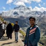 Way to rohtang pass