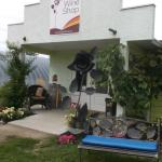 The lovely House of Rose Winery