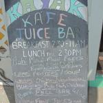 Kayak Kafe & Juice Bar Foto