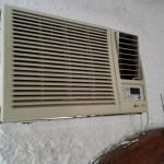 schimmlige Klimaanlage - sofort ausmachen!