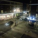 Holiday Lights on Ebury Street