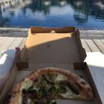 veggie pizza - nam!