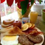 Full Hot Breakfast