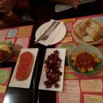 The food we ate