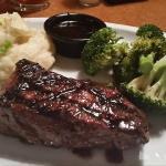 Jack Daniels steak..yummo