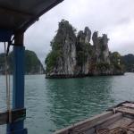among hundreds of islands