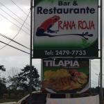 Foto de Restaurante Rana Roja