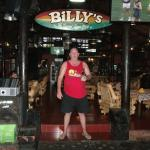 bar near hotel ....billy 69