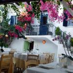 Avra Restaurant - Garden Foto