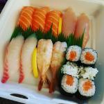 Nigiri dinner takeout