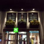 façade nuit