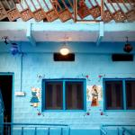The Blue House Guest House Jodhpur Foto