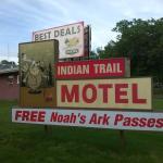Foto di Indian Trail Motel