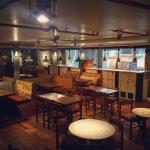New Restaurant area