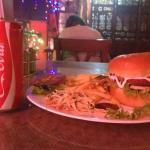 Great chicken burger