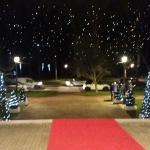 Entrée magique du WEST et illuminations de Noël