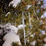 Just an icicle :)