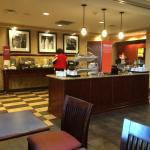 Hampton Inn & Suites West Point Foto