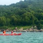 Hotel activity/Kayaking at Monkey Mountain Bay