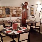 creperie restaurant o blé gourmand Photo