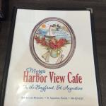 Mary's Harbor View Cafe