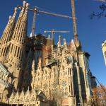 Sagrada Familia Home