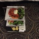 Room-service en pique-nique!