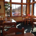 The Smaller Dining Area