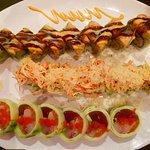 Rainbow Naruto Roll, ???, Mermaid Roll