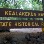 Kealakekua Bay Foto