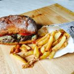 Fast Burger 48