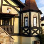 Exterior of Augsburg Suite