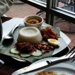 Nasi Lamak