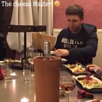 Gezellig dineren