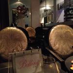 Un dernier Balley au bar Bellini avant de se coucher en rêvant de Bruges