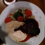 Molasses Brined Pork Chop
